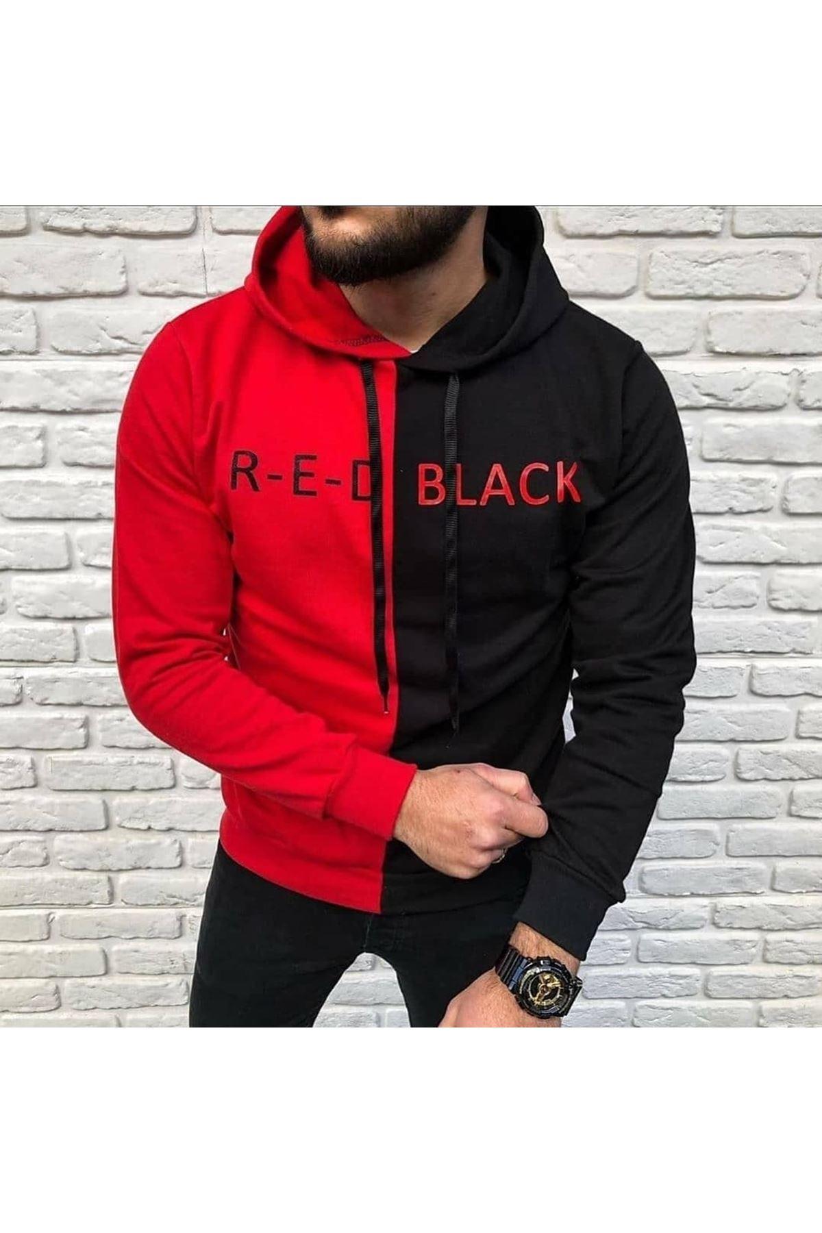 Sweat RED BLACK